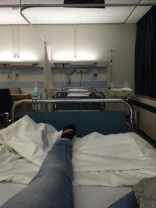 Ziekenhuis opname
