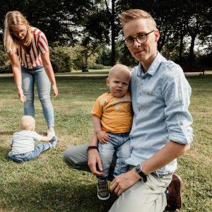 Burgelijk gezin